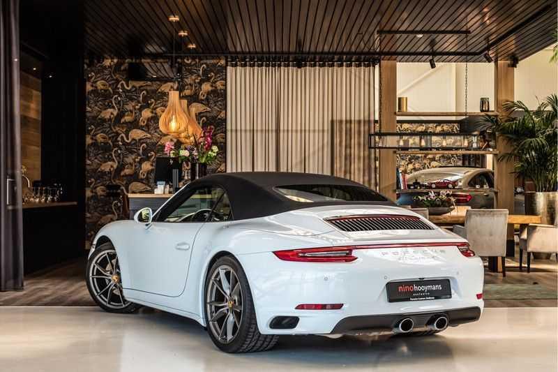 Porsche 911 Cabrio 3.0 Carrera 4S | Sportdesign | BOSE | SportChrono | Sportuitlaat | NP 184.000 afbeelding 4