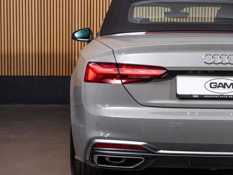 Audi A5 Cabriolet 40 TFSI Aut. S-LINE afbeelding 6