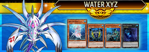 Water Xyz Breakdown | YuGiOh! Duel Links Meta