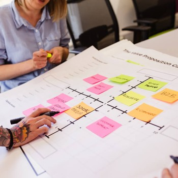 Take your first step with a Website Design Sprint