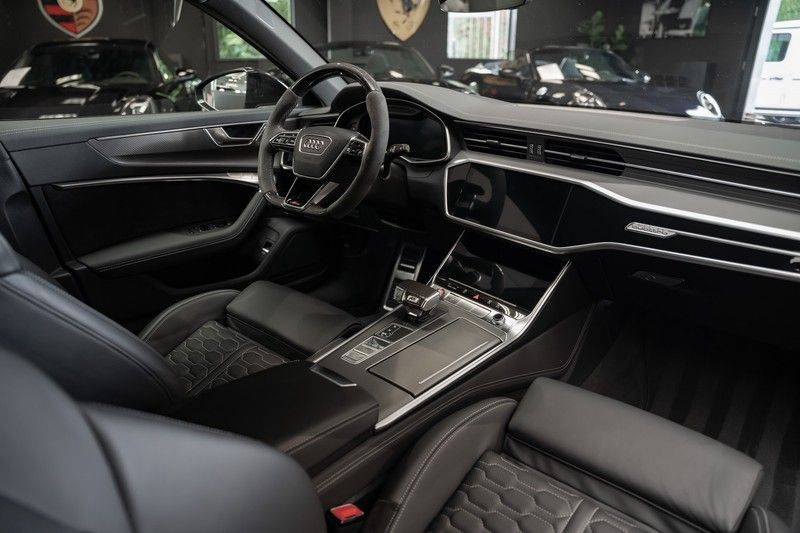 Audi RS6 ABT RS Dynamic Plus Keramisch B&O Stoelventilatie afbeelding 9