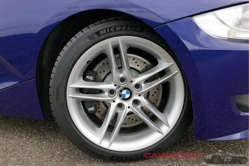 """BMW Z4 Coupé 3.2 M Xenon, 18""""LM, 65.683 km, Interlagos Blauw-Metallic afbeelding 20"""