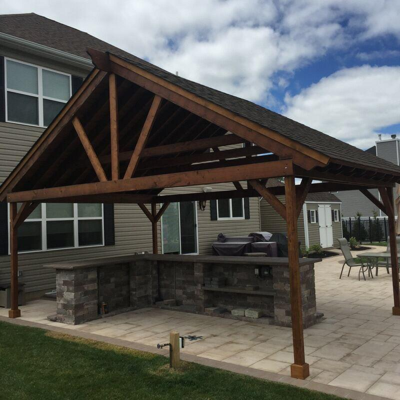 Gazebo Blakewood Construction 12