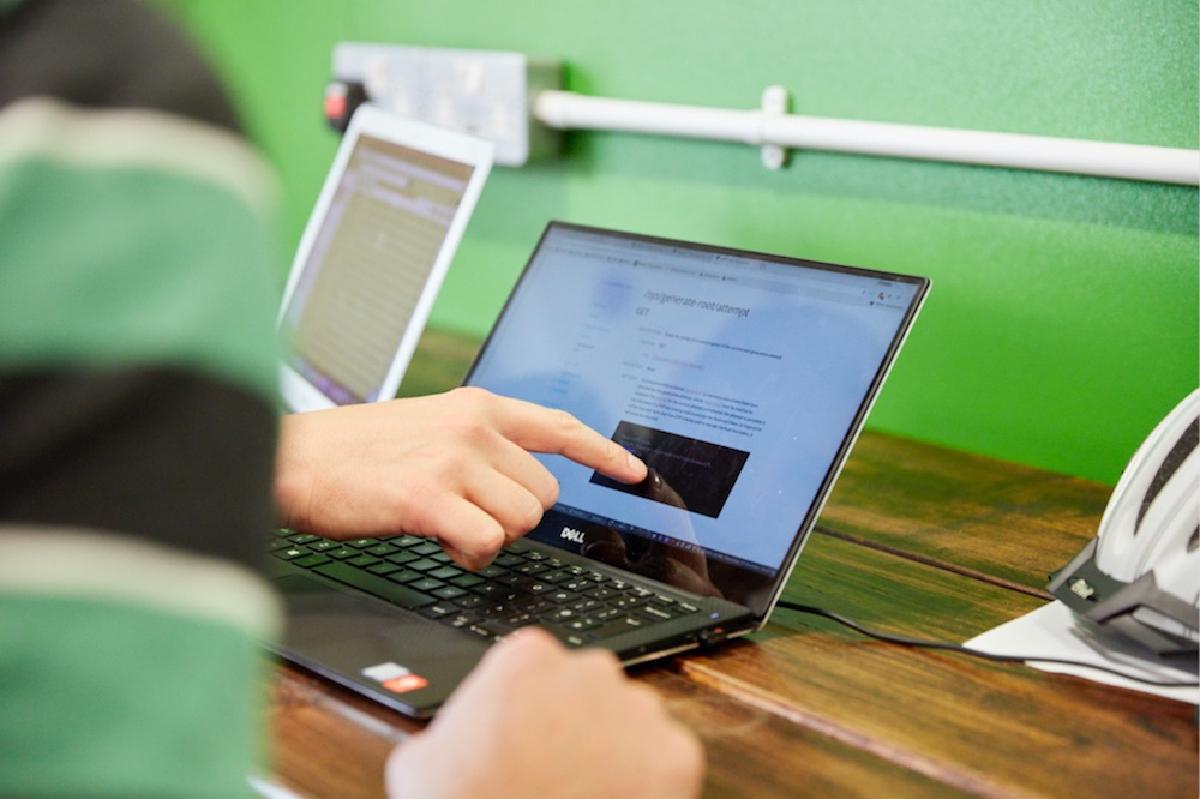 Kubernetes laptop