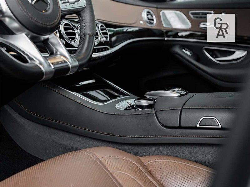 Mercedes-Benz S63-klasse 4Matic Lang 63 AMG 4Matic+ Lang Premium Plus afbeelding 20
