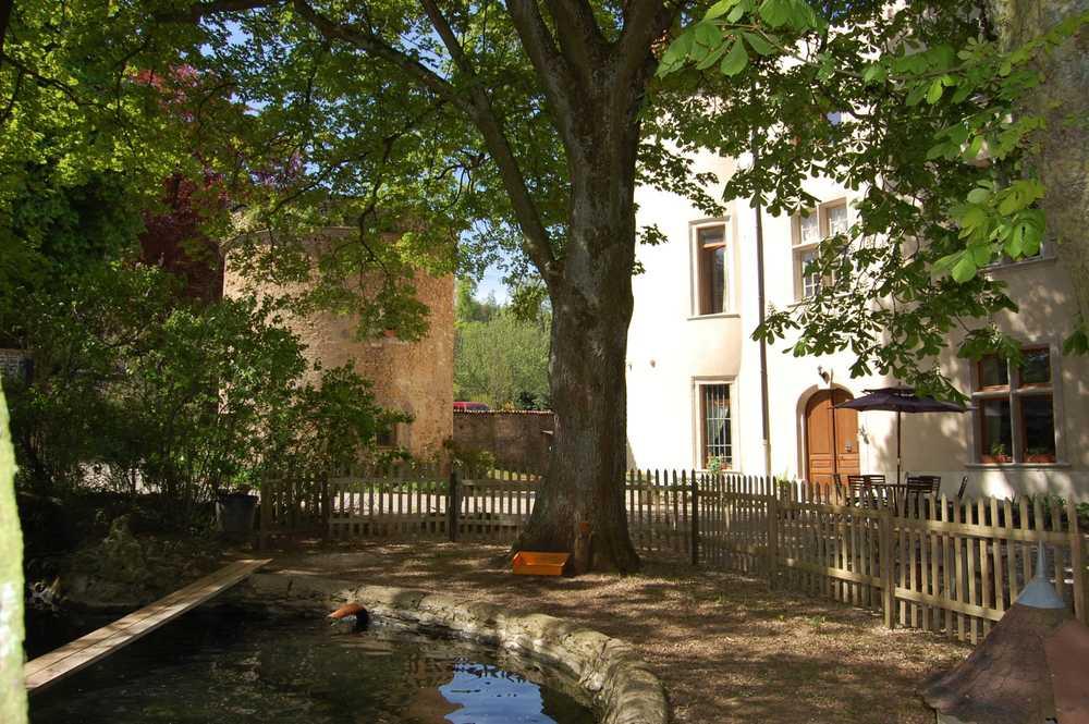 Château de Morey extérieur
