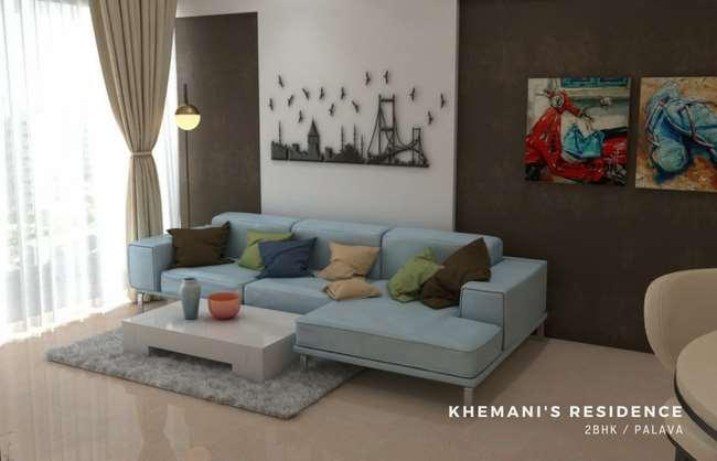 Khemani's Residence 2BHK Palava