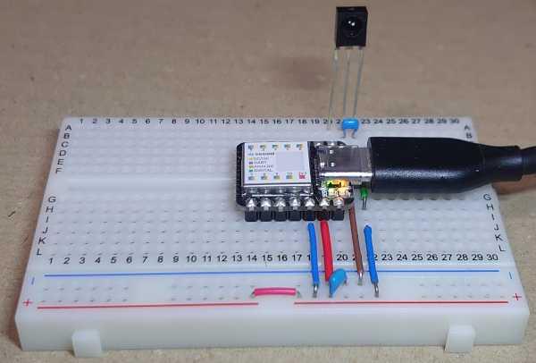 ダイキンエアコンのリモコン信号を解析する cover image