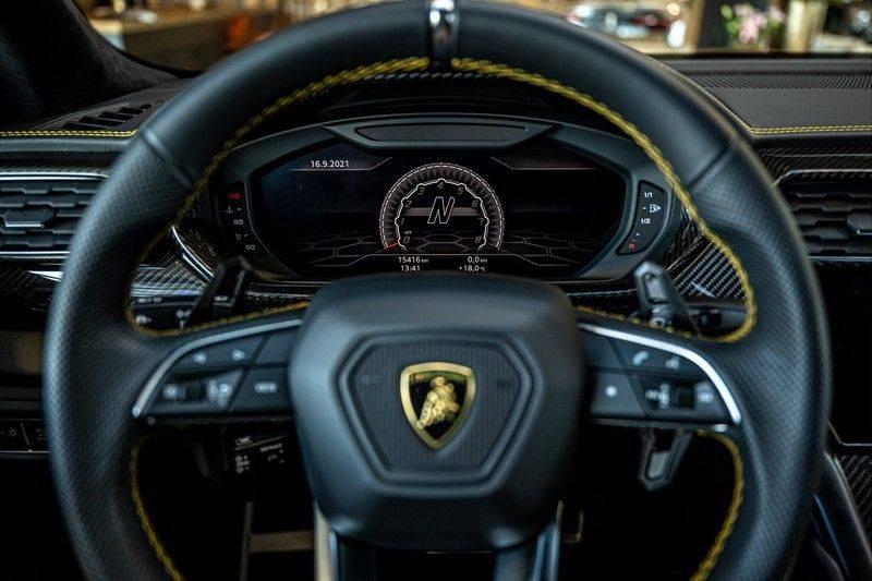 Lamborghini Urus 4.0 V8   Carbon interieur   Carbon exterieur   B&O 3D   Head-Up Display   Panorama   Massage   Ventilatie afbeelding 9