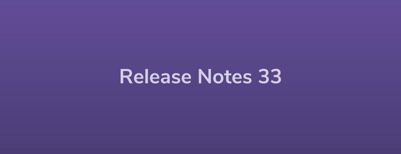 Esper Release Notes – DevRel 33