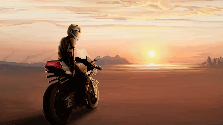 Hittite Biker