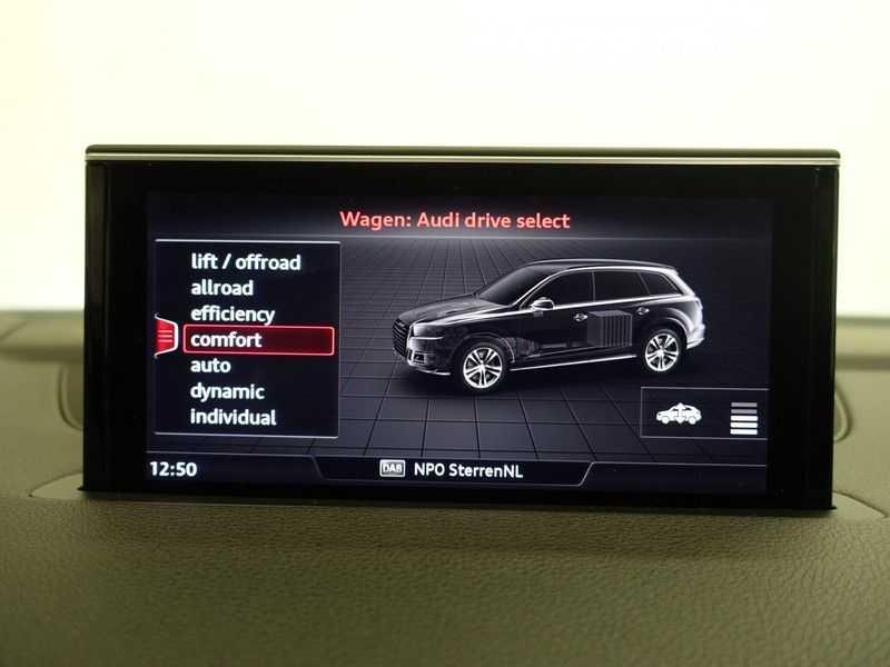 Audi Q7 3.0 TDI e-tron 374pk Quattro Sport S-Line Aut- Panodak, Bose, Leer, Camera, Virtual Cockpit afbeelding 12