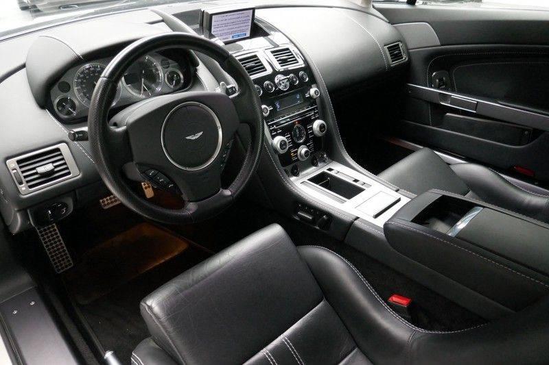 Aston Martin V8 Vantage 4.7 V8 Sportshift Carbon sportstoelen afbeelding 21