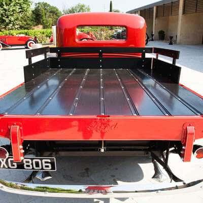 Ford V8 Flatbed Pickup 1937 2