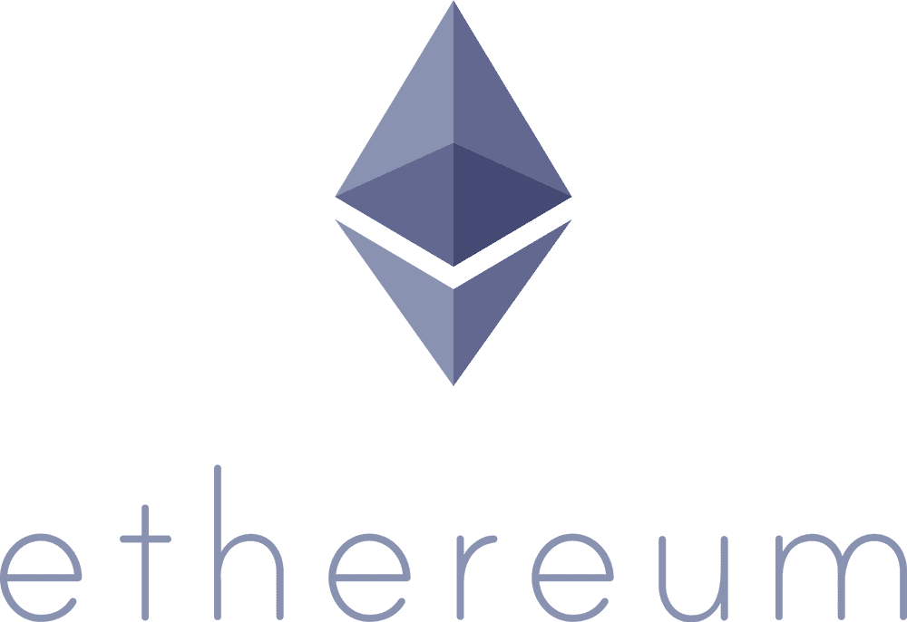 Logo ETH verticale (viola)
