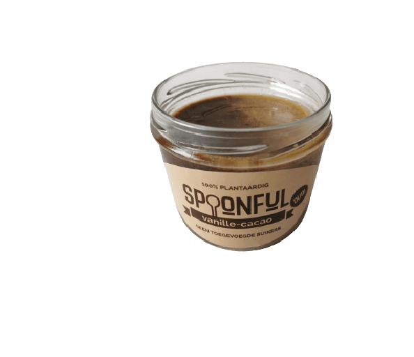 Cacao-Hazelnut Spread Without Lid
