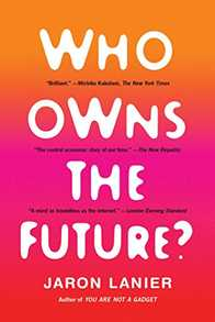 Who Owns the Future? Cover