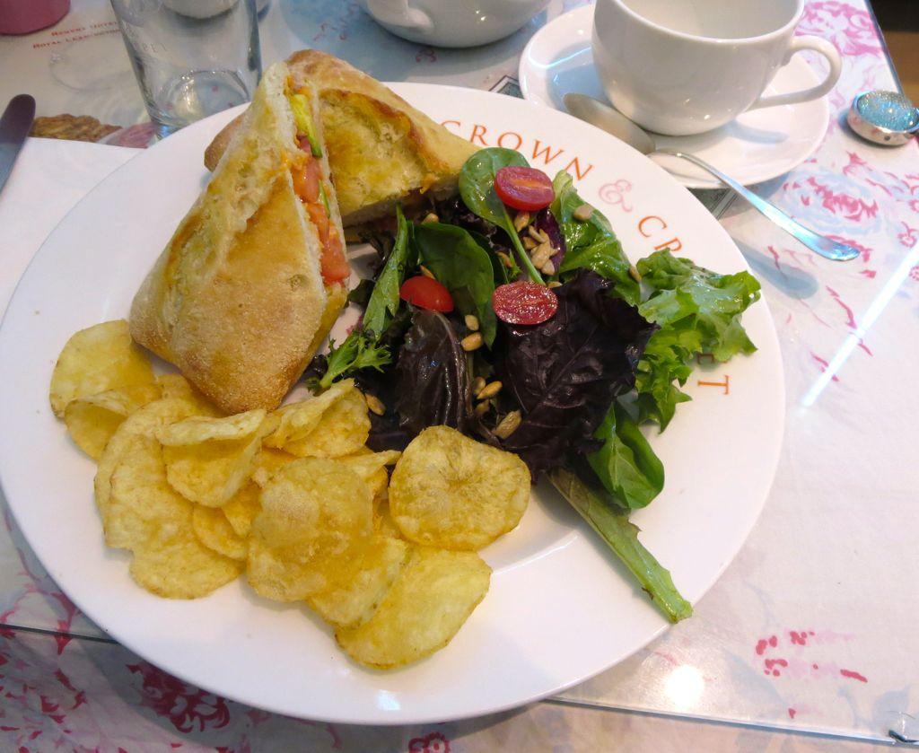 Tri-Colores Sandwich