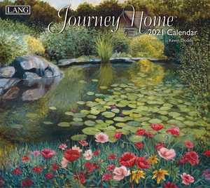 Lang Calendar Journey Home 2021