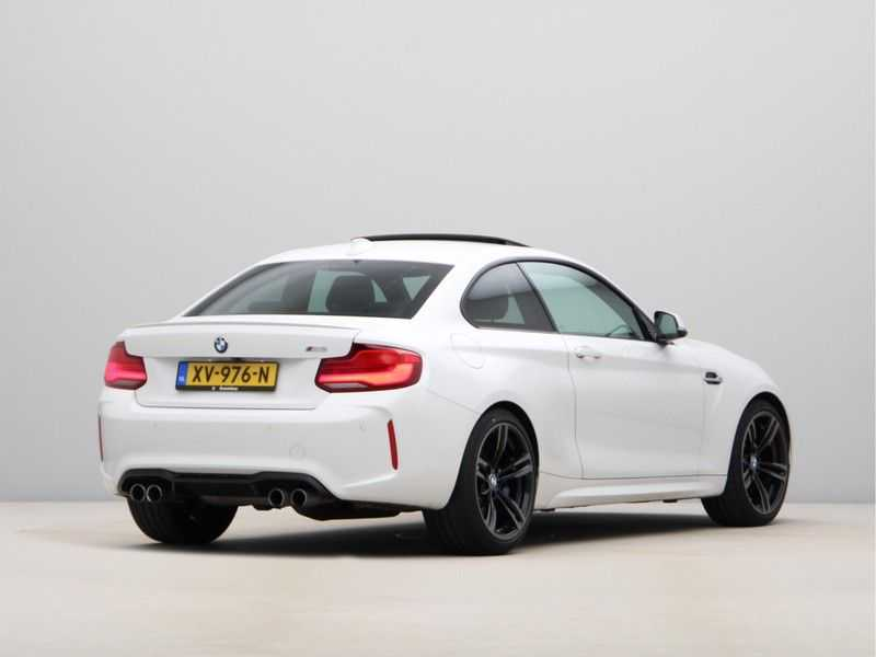 BMW M2 Coupe DCT afbeelding 14