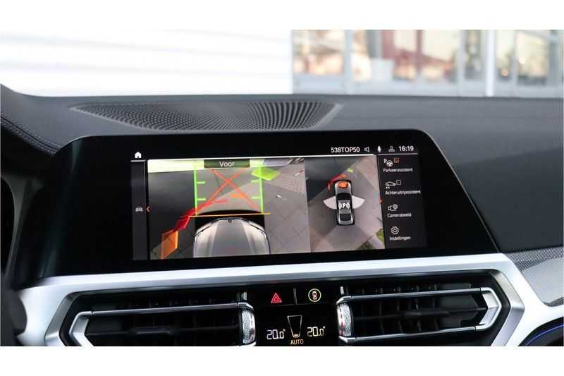 BMW 4 Serie Coupé M440i xDrive High Executive Harman/Kardon, Head Up Display, Schuifdak afbeelding 23