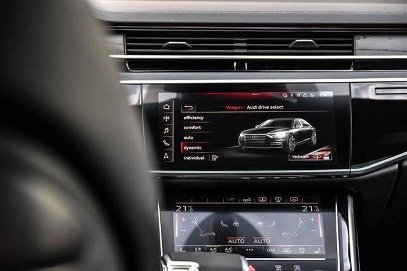 Audi A8 60 TFSI E HYBRID MASSAGE+4WSTURING+360CAMERA afbeelding 25
