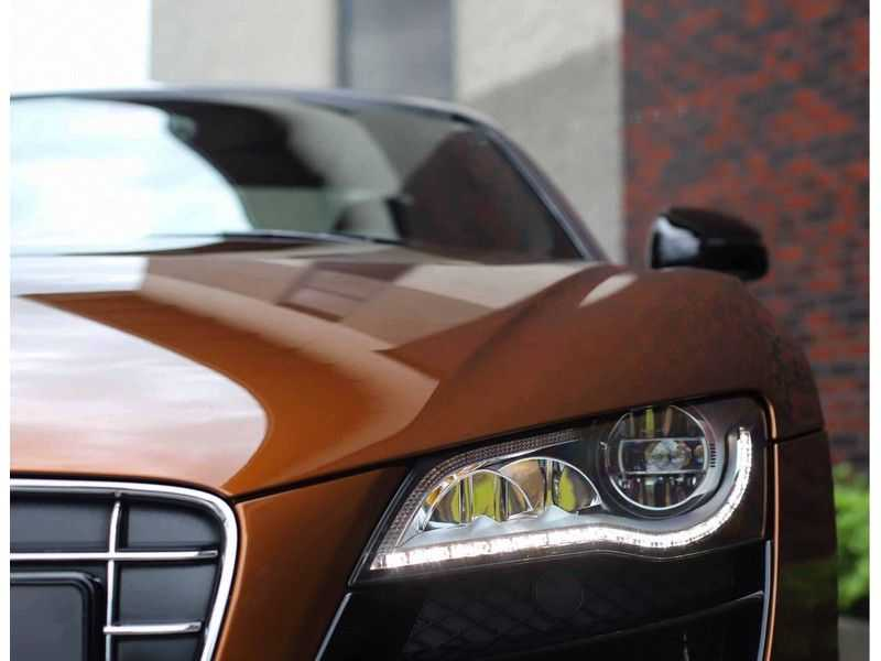 Audi R8 Spyder 5.2 V10 FSI *Magnetic Ride*B&O*Camera* afbeelding 5