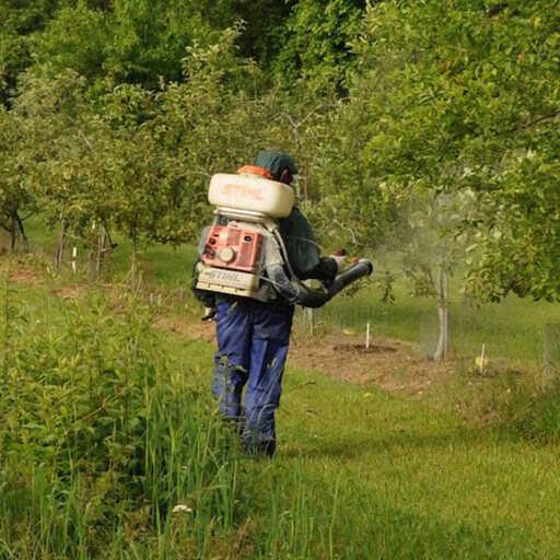 Herbicide Application (Apples)