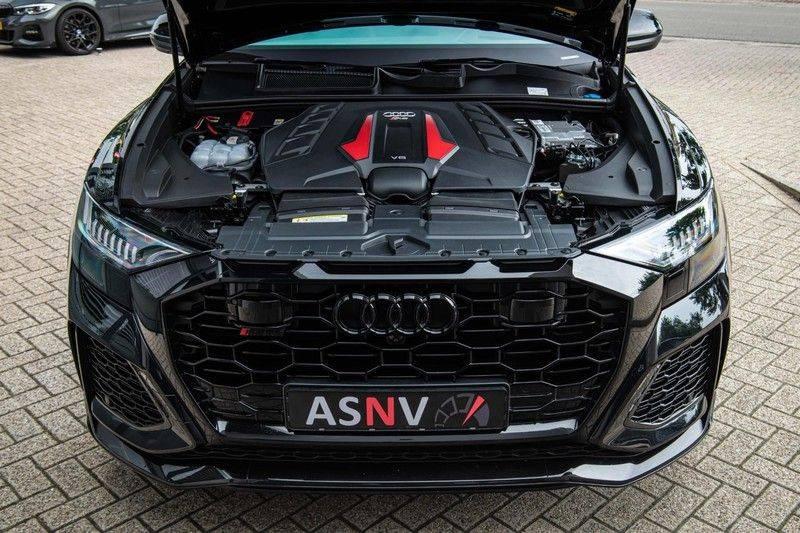 Audi RS Q8 4.0 TFSI Quattro, 600 PK, RS-Dynamic Plus Pakket, Keramiek, Keyless, Stoelventilatie, Pano/Dak, BTW, Nw. Prijs €252K!! afbeelding 21