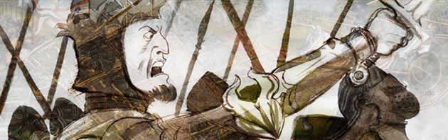 Storyboard Aljubarrota-battle D-Juan