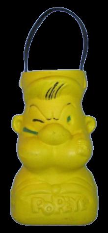 Popeye Candy Pail photo