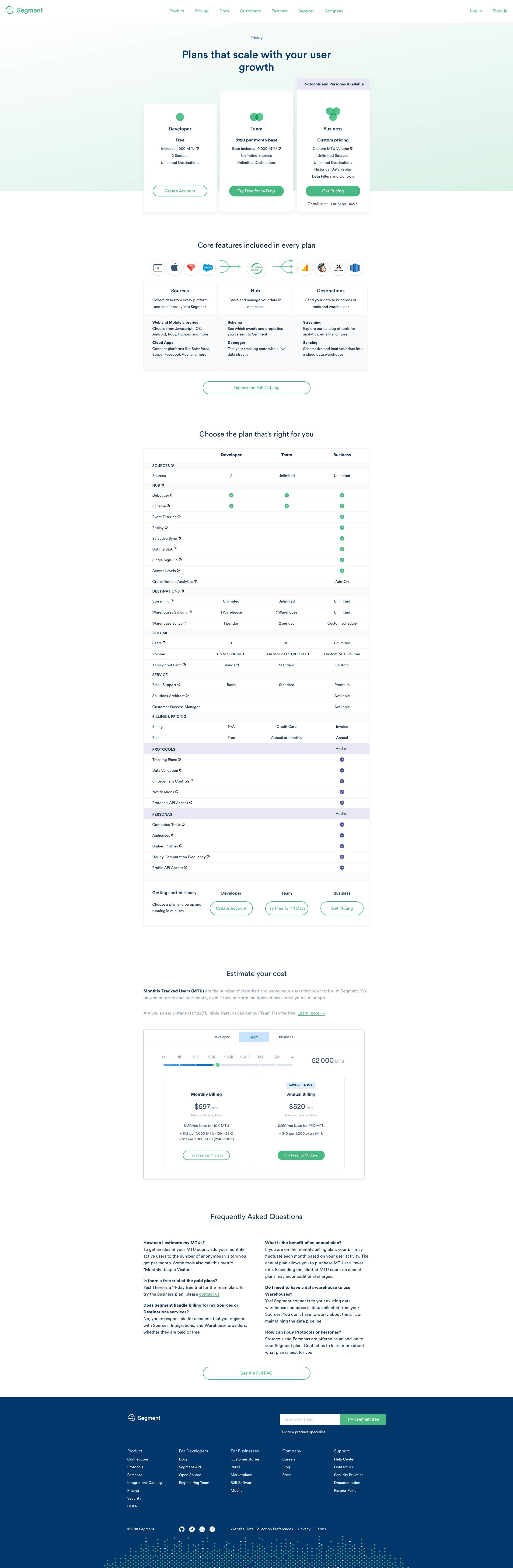 Segment - BestPricingPages