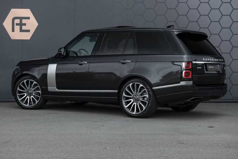 Land Rover Range Rover 4.4 SDV8 Autobiography Head Up, Adaptive Cruise Control, Stoel Verwarming / Koeling, Massagestoelen, afbeelding 8