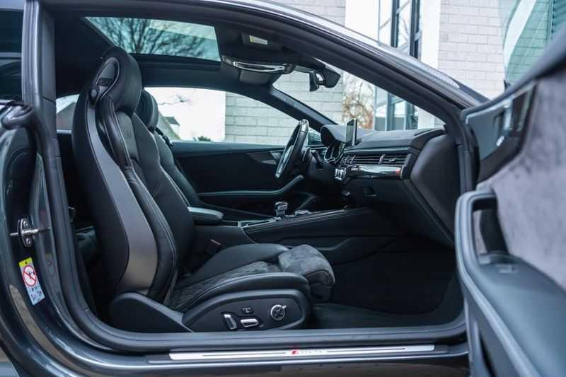 Audi RS5 Coupé 2.9 TFSI Quattro Pro Line Plus, 520 PK/JD, Full Capristo-R, Full Carbon, 20'' BBS Wheels, Pano/Dak, 52DKM!! afbeelding 7