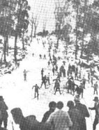 Mt Donna Buang Ski Run 2/8/1931