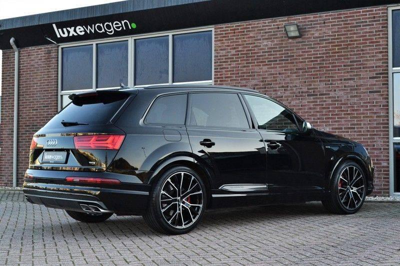 Audi SQ7 4.0 TDI 435pk quattro Pano Nachtz ACC HUD 4wielbest Ruitstiksel Luchtv 22inch Carbon afbeelding 7
