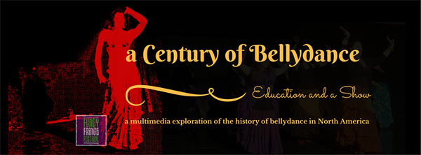 A Century of Bellydance Poster