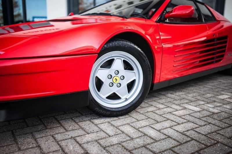 Ferrari Testarossa afbeelding 9