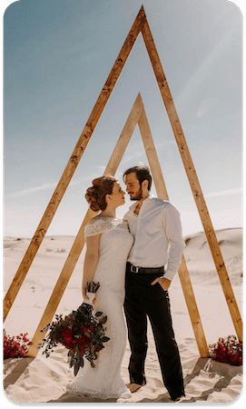 TEXAS Elopement Package