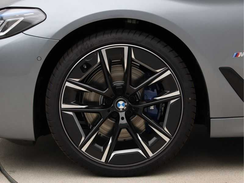 BMW 5 Serie 530i High Exe M-Sport LCI afbeelding 20