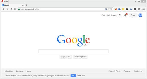 Opera Google YFK7GTDP