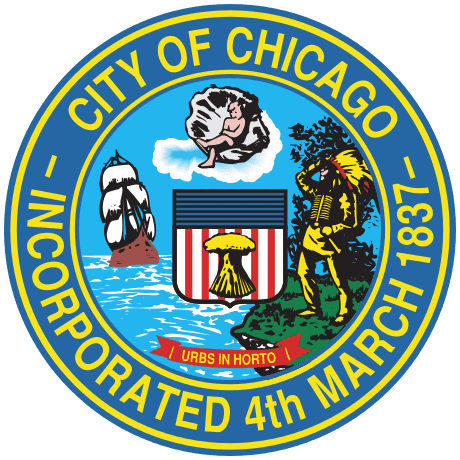 logo of City of Chicago