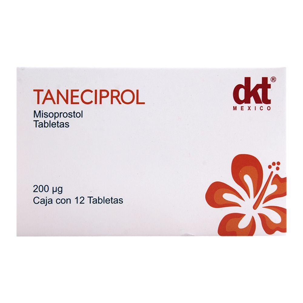 Taneciprol (misoprostol) abortion with pills in Mexico
