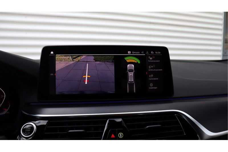 BMW 5 Serie Touring 530i High Executive M Sport Driving Assistant Prof, Head-Up Display, DAB, Memory afbeelding 17