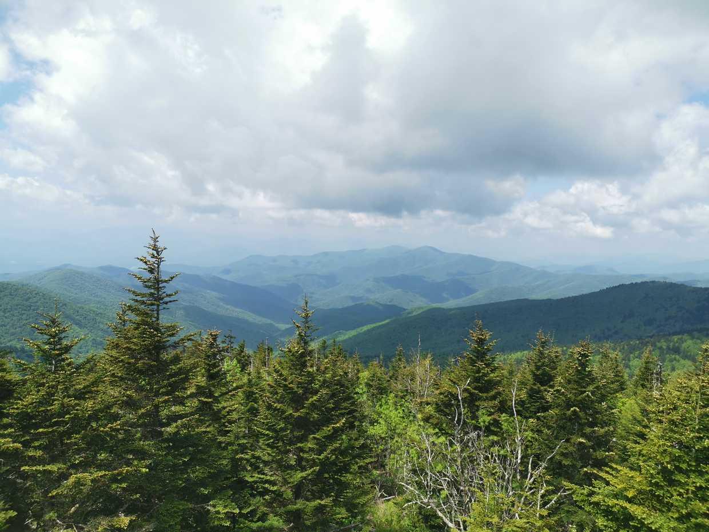 La visite expresse des Smoky Mountains cover image