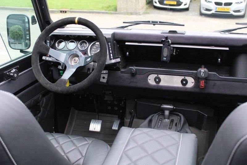Land Rover Defender 110 Cabrio LS V8 aut. Uniek! afbeelding 5