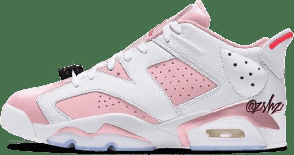 Nike Air Jordan 6 Low GS