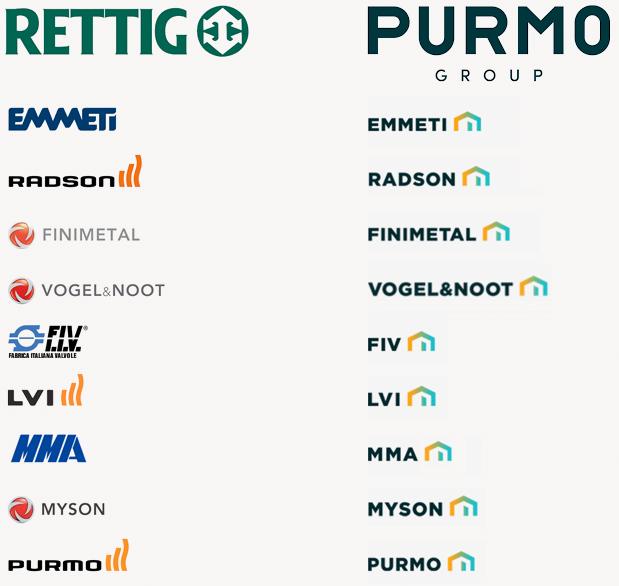 Purmo Brands