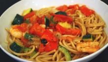 spring spaghetti primavera recipe