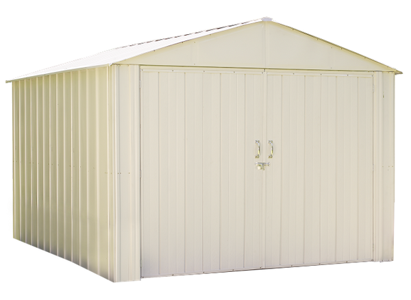 Commander Series Steel Shed